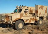 BAE Upgrades Casspir Mk6 APC