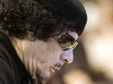 China Denies Arming Qaddafi