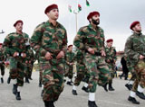 Libyan National Army Graduates First Batch of Soldiers