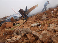 Morocco: 80 Killed in Military Plane Crash