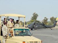 Saudi Defense Minister Assesses Armed Forces