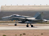 Technical & Logistics Support for Kuwait's F/A-18s