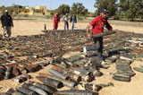 US-Libyan Experts Dispose of 5,000 Surface-to-Air Missiles