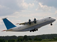 Antonov, Russian United Aircraft Cooperate on AN-70 Project