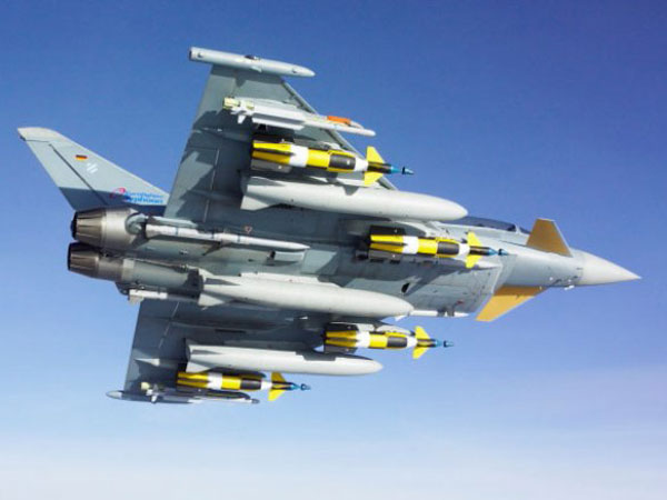 BAE Welcomes Oman's Typhoon & Hawk Purchase