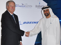 Boeing Awards Direct Contract to Strata