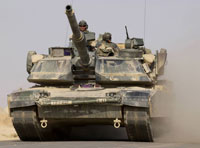 Enhancement Package for Morocco's M1A1 SA Abrams Tank