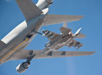 F-35A Completes 1st In-Flight Refueling Mission