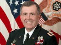 Former U.S. Army Vice Chief-of-Staff General Joins Harris