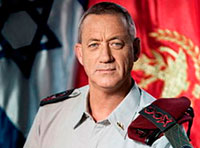 "Gantz: ""Israel Ready to Thwart any Threats"""