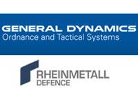 General Dynamics, Rheinmetall Form Tank Ammunition JV