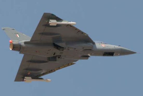 India's Mark-2 Light Combat Aircraft to Get AESA Radar
