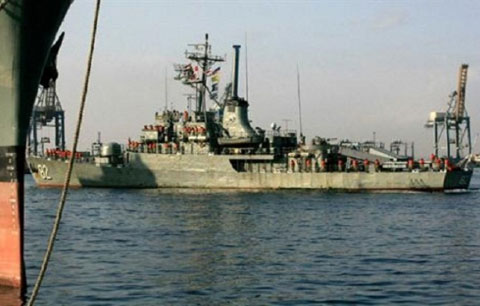 Iranian Warships Will Return to Sudan on Friday