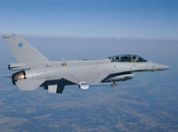 ITT Exelis to Provide AIDEWS to Oman Air Force's F-16s