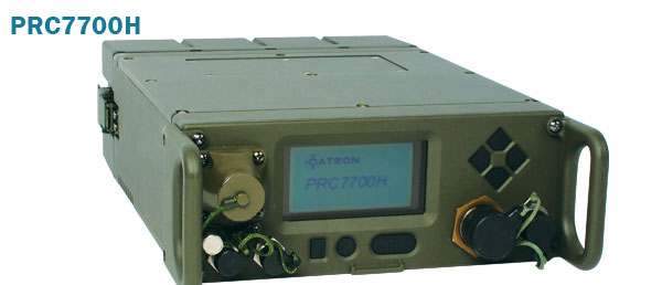 JITC Certification for Datron's PRC7700H HF Transceiver | Al