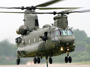 Libya Eyes Used CH-47E Chinook Helicopters