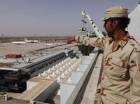 Libya to Take Control of Borders & Airports from Rebels