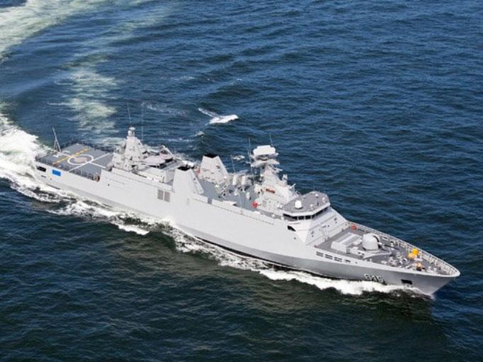 New Moroccan Frigate Sails through Sea Acceptance Trials
