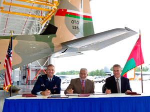 Oman Accepts First Super Hercules