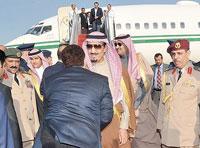 Saudi Defense Minister in US for Key Talks