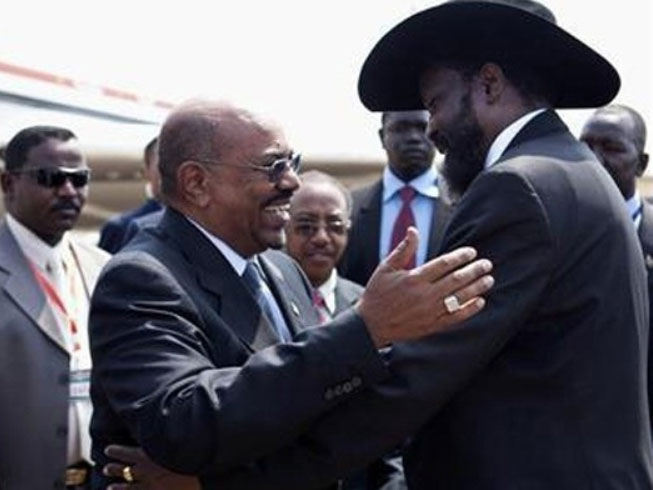 Sudan, S. Sudan Presidents Meet to Defuse Tension
