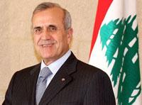 Suleiman Meets UAE & Qatar Leaders