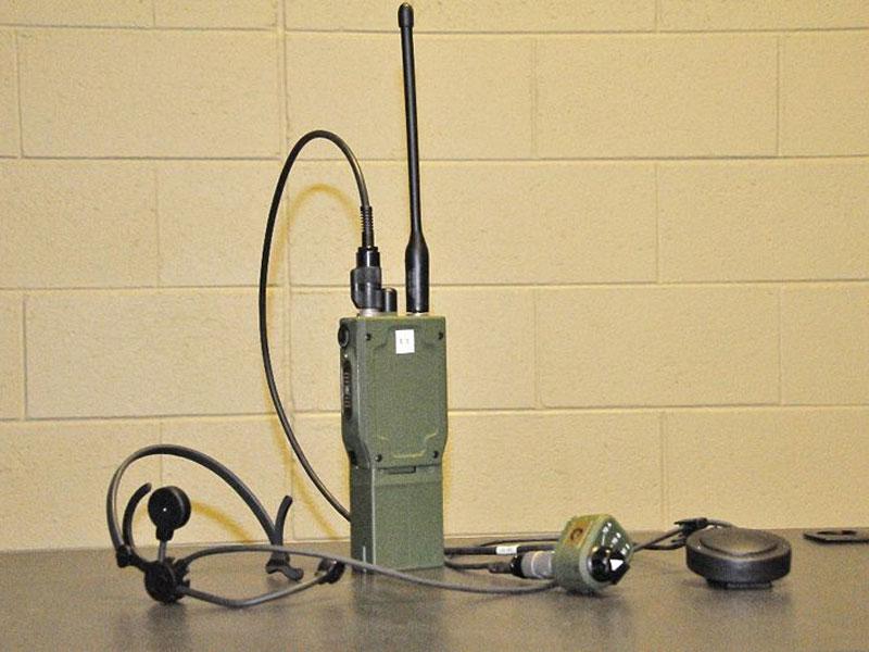 Thales Wins 2nd AN/PRC-154 Rifleman Radios Contract   Al Defaiya