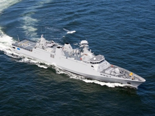 Transfer of 3rd SIGMA Frigate to Royal Moroccan Navy