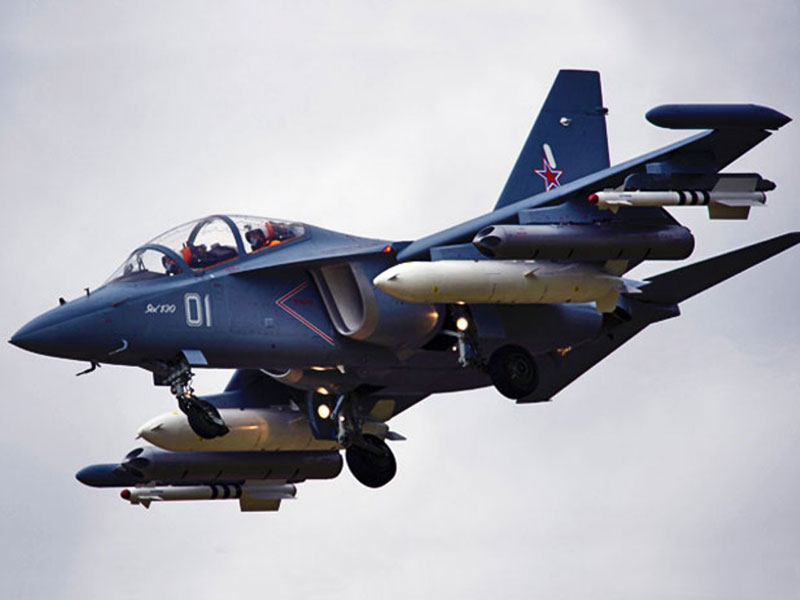 Bangladesh Plans to Buy 24 Yak-130 Jet Trainers