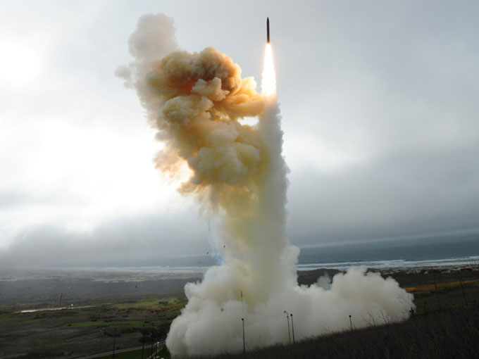Boeing Missile Defense Team Completes GMD Test
