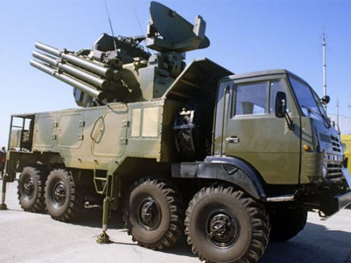 Brazil Eyes Russian Anti-Aircraft Weaponry