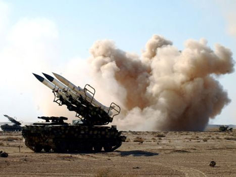 Israel Bombs Weapons Convoy on Syria-Lebanese Border