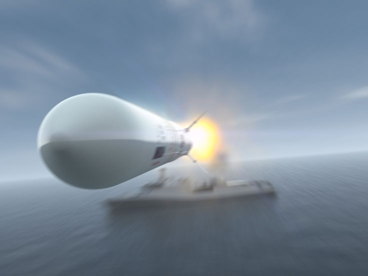 MBDA, Thales Extend Cooperation on CAMM