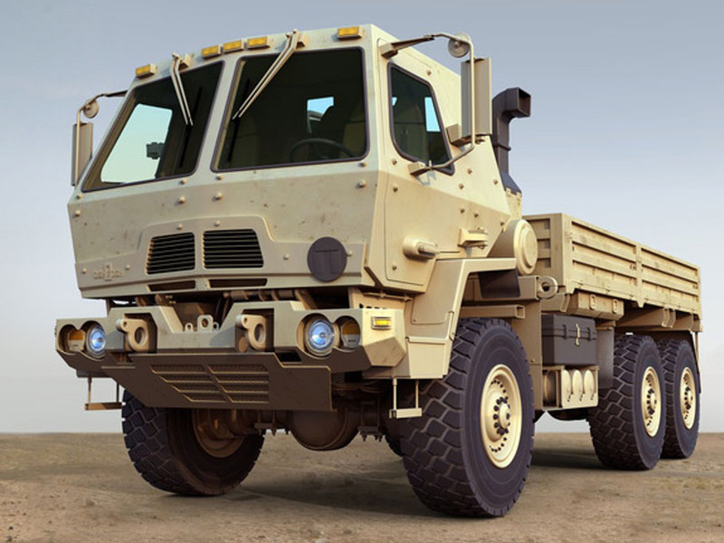 Oshkosh Defense Delivers 15,000th FMTV Truck