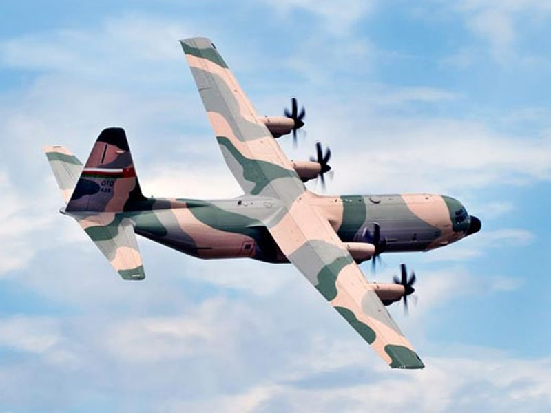 Rockwell Collins to Upgrade Oman's C-130s