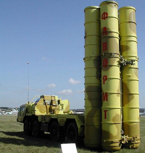 Russia Ready to Develop Air Defense System with Turkey