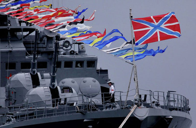 Russian Navy to Get 50 Warships, 80 Support Ships
