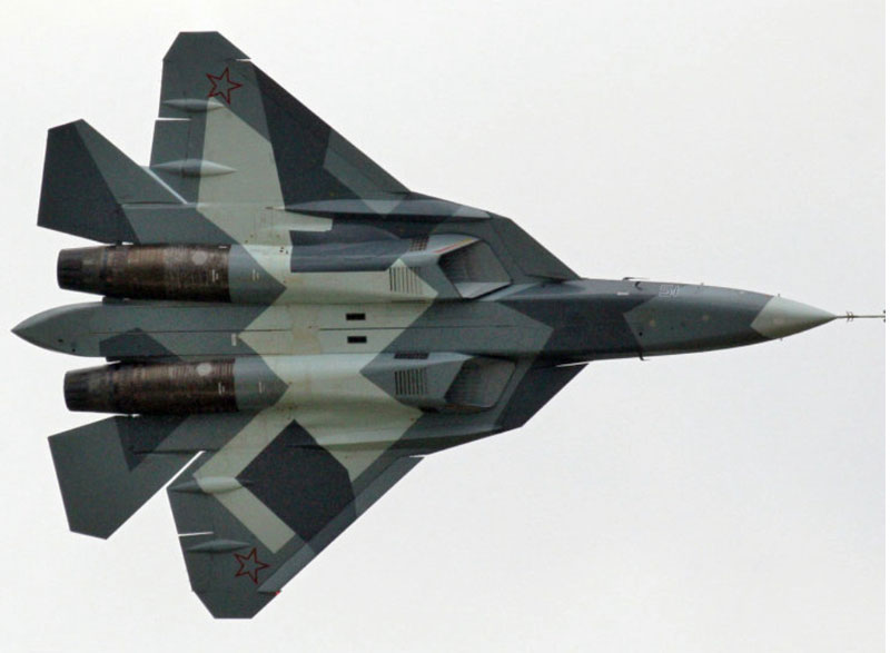Russian T-50 Fighter Jet to Start Operational Tests in 2014