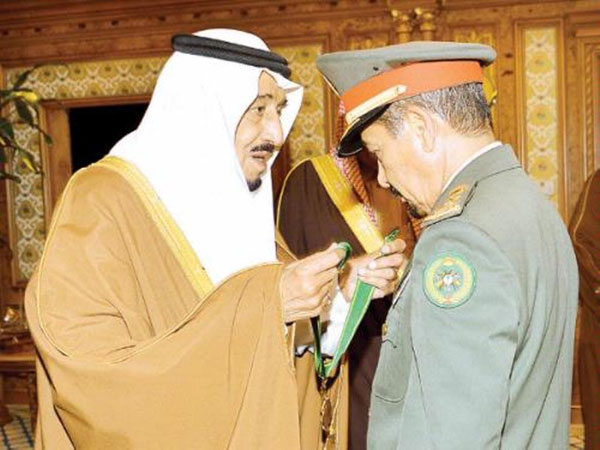 Saudi Deputy Chief of Staff Receives French Delegation