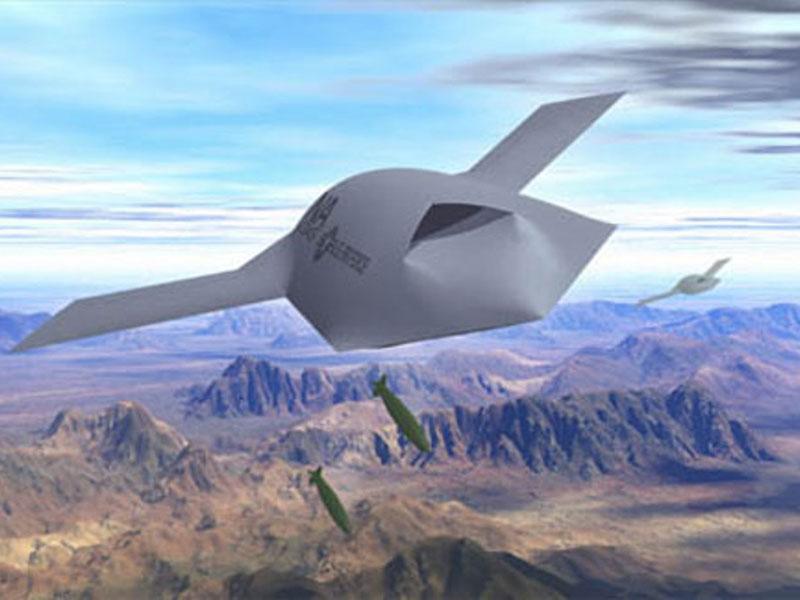 Boeing, Lockheed Team for USAF Bomber Program