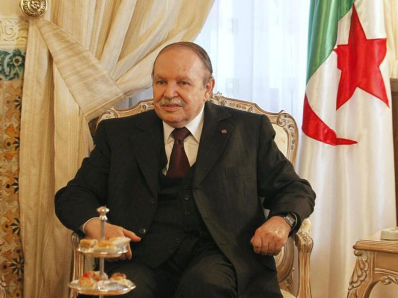 Bouteflika Registers for Algeria's April Presidential Election