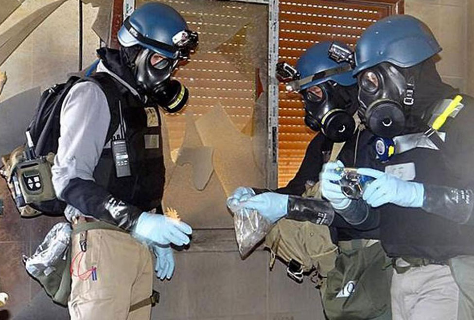 Chemical Weapons Inspectors Verify 11 Sites in Syria
