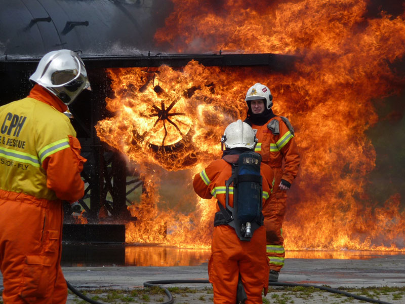 "Dubai to Host ""Aircraft Rescue & Fire Fighting"" Show"