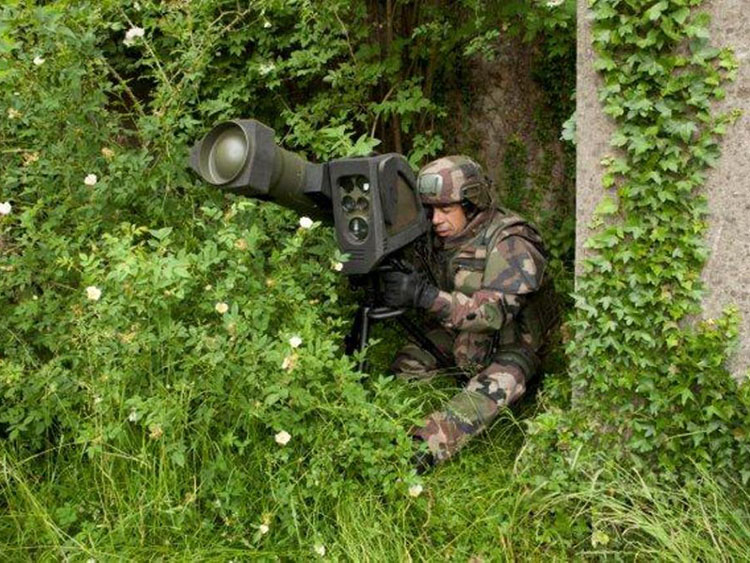 French GDA Notifies MBDA of MMP Weapon System Order