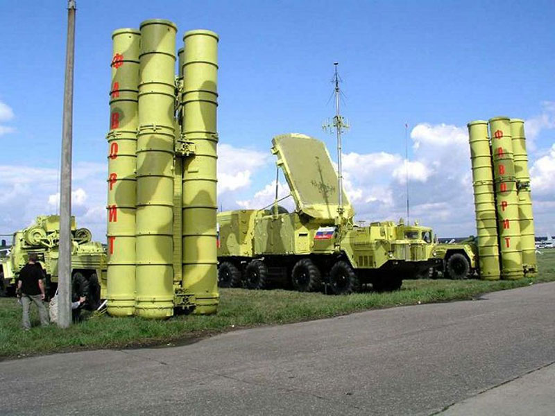 Iran Refuses to Substitute S-300 by Tor Systems