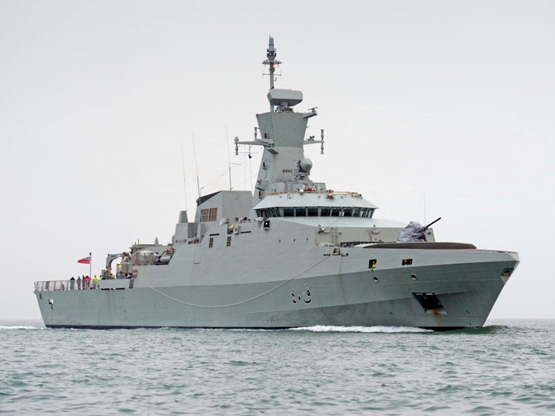 Iranian Navy Planning Joint Naval Drills with Oman