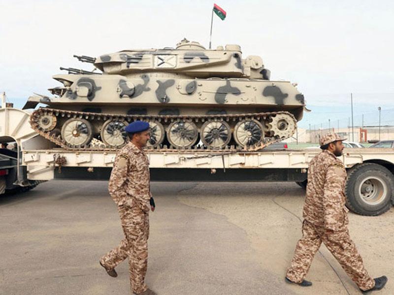 Libya Calls for International Help to Fight Terror Groups
