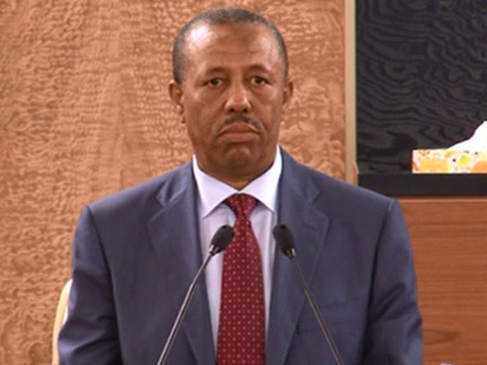 Libyan Defense Minister Named Acting Prime Minister