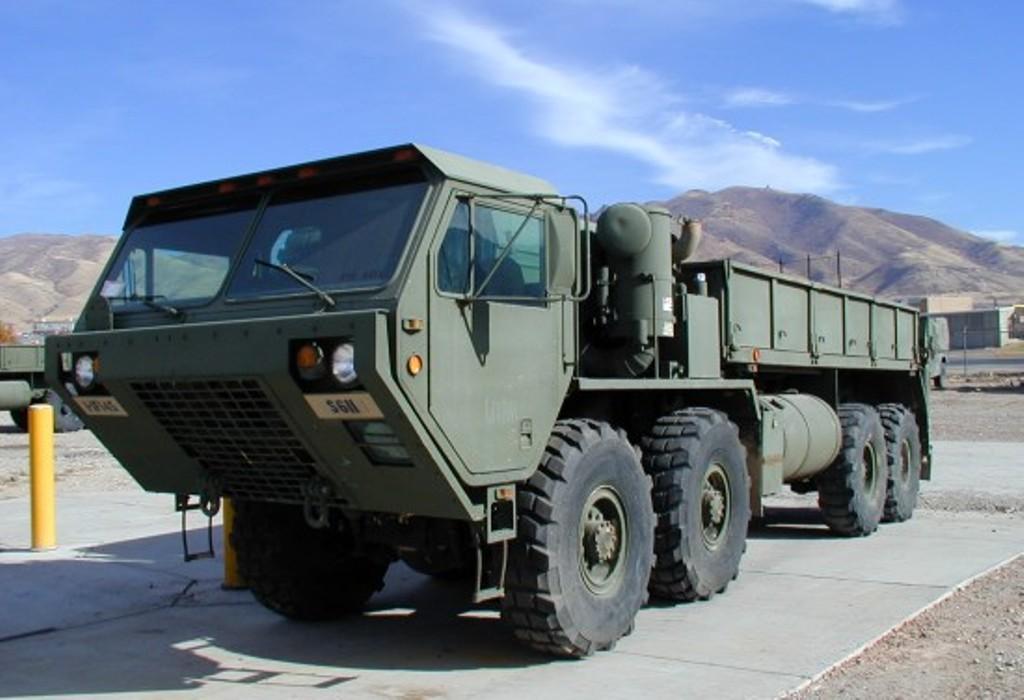 oshkosh defense s vehicles solutions at cansec al defaiya. Black Bedroom Furniture Sets. Home Design Ideas