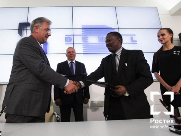 Rostec and Denel to Partner in Military, Technical Sphere